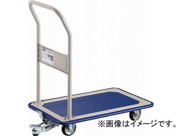 トラスコ中山/TRUSCO プレス製台車 固定式 740X460 S付 150KNS(4408691) JAN:4989999234602