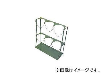 カミマル/KAMIMARU ボンベスタンド 1500L容器三本用 KS15003(4527836)