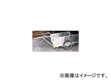 昭和ブリッジ販売/SHOWA-BRIDGE アルミ折畳みリヤカー S8A2S(2394651) JAN:4543820828684