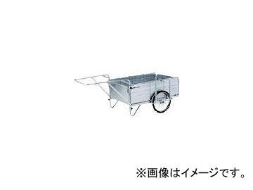 アルインコ/ALINCO アルミ製折りたたみ式リヤカー HK150E(4390121) JAN:4969182195521