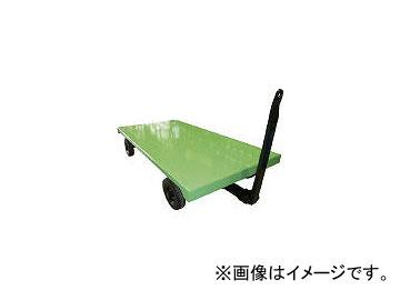 佐野車輛製作所/SANO 4輪ナックル式トレーラー 最大積載荷重 1000kg L40FN4010N(4529197)