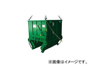 ワコーパレット/WAKO-PALLET BOボックスマシーン 1530x1280x1100 WK103417(4677269)