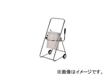 ダイヤ精工/DAIYASEIKO ステンレスペール缶スタンド 一段式 PK20S(4313771) JAN:4962286901210