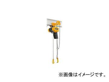キトー/KITO EQ形電気チェーンブロックギヤードトロリ結合形125kg(IS)×4m EQSG001IS(4528298) JAN:4937773400637