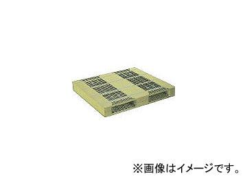 日本プラパレット プラスチックパレットZR-110140E 両面ニ方差し ライトグリーン ZR110140ELG(4678826)