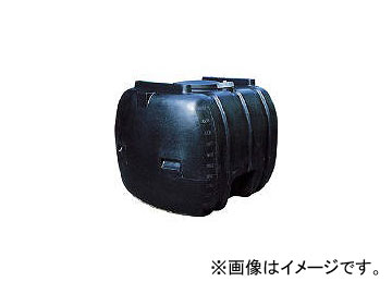 ダイライト/DAILITE YB型 黒色 ローリータンク 1000L YB1000(4649613)
