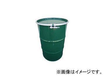 JFEドラムサービス 鋼製ドラム缶 オープンタイプ ボルトバンド式 100L KD100BST(4528786)