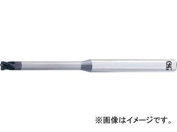 OSG 超硬エンドミルWXスーパーコート(高精度ブルノーズ) WXS-CPR-0.2XR0.05X0X0.5(6346651)