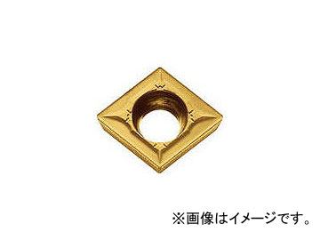 京セラ 旋削用チップ CA510 CVDコーティング CCMT09T304GK(6544649) JAN:4960664696505 入数:10個