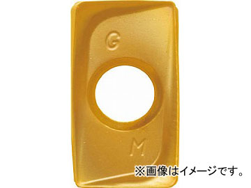 京セラ ミーリング用チップ CA6535 CVDコーティング LOMU100408ER-GM(6539033) JAN:4960664686452 入数:10個
