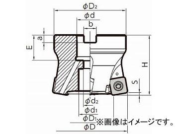 京セラ ミーリング用ホルダ MFH050R-10-5T-M(6546641) JAN:4960664707638