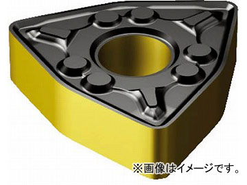 サンドビック T-Max P 旋削用ネガ・チップ WNMG060408-WMX_4325(6108130) 入数:10個