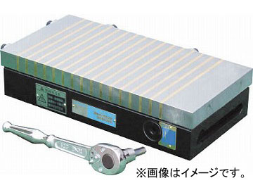 カネテック 切削用角型永磁チャック RMA-2060A(4575431) JAN:4544554005464