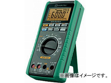 KYORITSU デジタルマルチメータ KEW1052(4796411) JAN:4560187063053