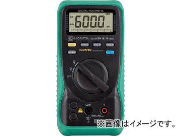 KYORITSU デジタルマルチメータ(電圧測定特化タイプ) KEW1012K(4796365) JAN:4560187064623
