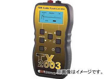 割引クーポン グッドマン TX2003(4808606) TDRケーブル測長機TX2003 JAN:4562442060074:オートパーツエージェンシー2号店-DIY・工具