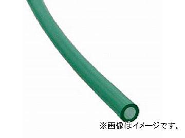 チヨダ TEタッチチューブ 8mm/100m クリアグリーン TE-8-100CG(4918819) JAN:4537327059320