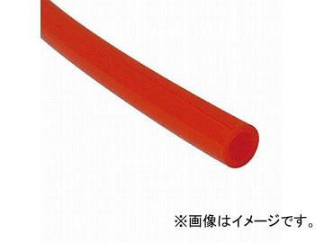 チヨダ TEタッチチューブ 8mm/100m 赤 TE-8-100R(4918860) JAN:4537327021266