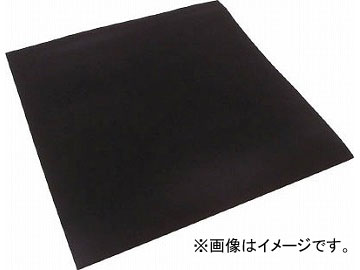イノアック ポロンシート作業台安全マット 黒 5×500MM×15M巻 L24TS-5500-15M(4559983) JAN:4905564811818