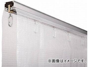 岡田 D40隙間シートカーブレール800×800×500Rアルミ 20L02-AS(4574877)