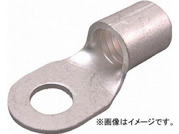 ニチフ 裸圧着端子 R形(100P) R60-10(4731581) JAN:4521989002046