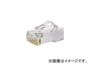 パンドウイット カテゴリ5Eシールド付きモジュラープラグ MPS588-C(4695178)