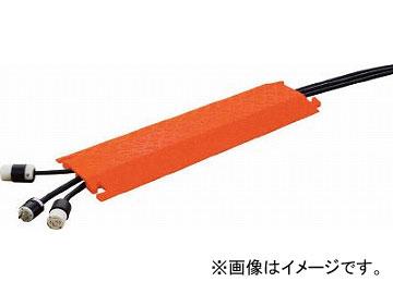 CHECKERS ファーストレーン ケーブルプロテクター 軽量型 電線2本 FL2X1.75-O(4915011)