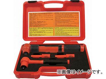 [宅送] 4点セット TEVSETMINI(4361211) Tech-EV ミニ JAN:4547230034345:オートパーツエージェンシー2号店 絶縁工具セット-DIY・工具