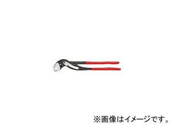 クニペックス ウォーターポンププライヤー アリゲーター 400mm 8801-400(4716051) JAN:4003773075844