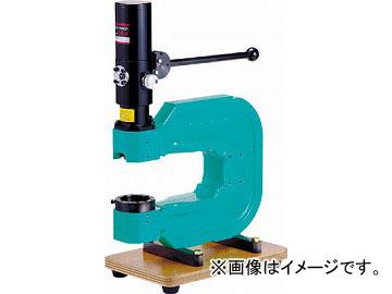 亀倉 手動油圧式デスクパンチ GS-4(4578881) JAN:4562120270733