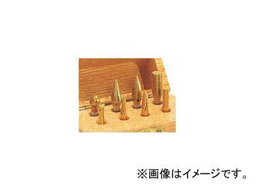 ナカニシ チタン超硬カッターセット 8本入 28115(4764307)