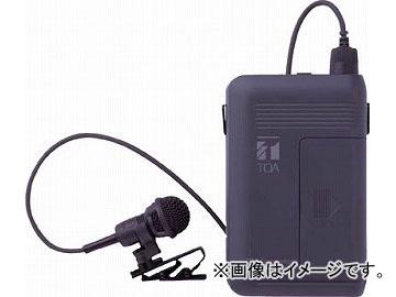 TOA ワイヤレスマイク(タイピン型) WM-1320(4537742) JAN:4538095001047