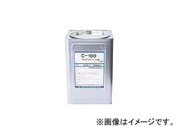 日本工作油 タッピングペースト C-100(非塩素タイプ) 15kg C-100-15(4635574) JAN:4560118000096