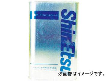 信越 シリコーンオイル 耐熱用 100CS 16kg KF968-100CS-16(4921542)