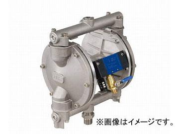 アネスト岩田 ダイヤフラムポンプ 中形 ポンプ単体(ステンレス仕様) DDP-120BN(4558065) JAN:4538995095870