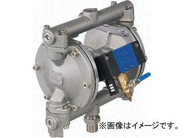 アネスト岩田 ダイヤフラムポンプ 中形 ポンプ単体(ステンレス仕様) DDP-90EN(4558111) JAN:4538995095856