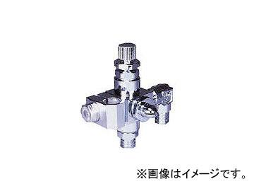 扶桑 ルミナ自動スプレーガン HM-1型 (平吹き) HM-1(4647602) JAN:4560118310027