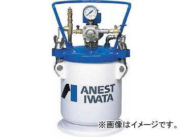 アネスト岩田 塗料加圧タンク 汎用 (自動攪拌式) 80L PT-80DM(4517199) JAN:4538995082979