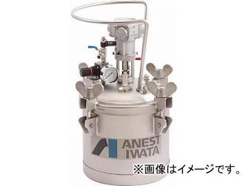 アネスト岩田 加圧タンク(ステンレス製、自動撹拌式) 10L COT-10M(4516958) JAN:4538995099977