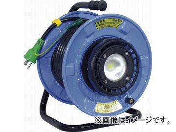 日動 防雨・防塵型LEDライトリール SDW-E22-10W(4866231) JAN:4937305048375