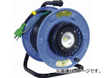 日動 防雨・防塵型LEDライトリール SDW-EK22-10W(4866258) JAN:4937305049464