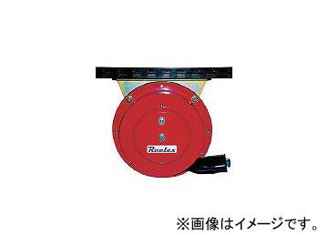 Reelex 自動巻アースリール吊下げ取付タイプ50Aアースクリップ付 ER-415C(4812166) JAN:4993091100284