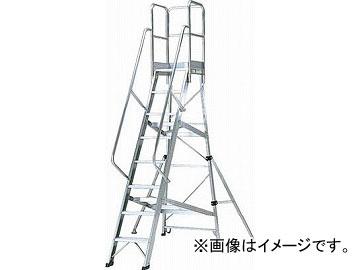 ピカ アルミ合金製作業台 DWS型 2.1m DWS-210B09H(4934431)