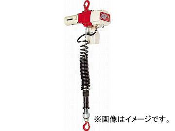 キトー セレクト電気チェーンブロック2速シリンダ 240kg(SD)x1.8m EDC24SD(4579534) JAN:4937773320072