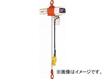 キトー セレクト電気チェーンブロック2速 単相200V 60kg(ST)x3m EDX06ST(4579551) JAN:4937773340124
