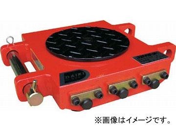 ダイキ スピードローラー超低床型ウレタン車輪3ton DU6S-3(4618581) JAN:4582203290922