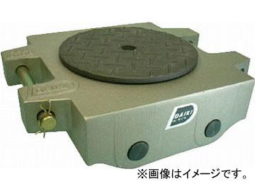 ダイキ スピードローラーアルミダブル型ウレタン車輪10t AL-DUW-10(4618459) JAN:4582203290373