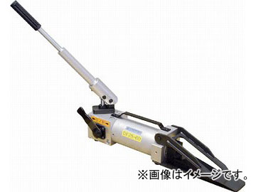ダイキ 油圧ウェッジジャッキ 複動式32ton×60 DFJS-60(4618491) JAN:4582203291523