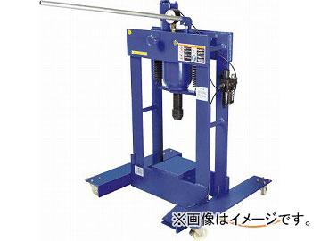 日平 油圧プレス 移動式低床35tonプレス HT-35PR(4915411)