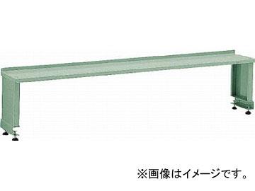トラスコ中山 作業台用上棚 W1500 側面取付型 YUR-1500B(4673891) JAN:4989999646320